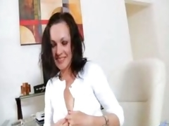 Sex toy Drilled Claudia Adkins