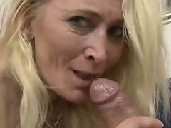 Big ass granny loves it when a youthful throbbing ramrod penetrates her unfathomable as that babe screams