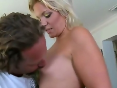 A handsome chap takes advantage of a grief stricken young widow. This guy bows her over, fucks her from behind, and ejaculates inside of her. I wonder if shes pregnant. Eh, fuck it.