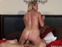 Breasty MILF Taylor Wane, a British babe with large tits, acquires her naughty slit fucked hard
