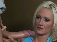 Large Boner For Skinny MILF Rorrey Pines