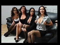 Keiran is hard pressed to find a fresh assistant...especially after all 4 applicants prove themselves to be equally qualified.  The only thing to do is to invite Ava, Francesca, Vanilla and Veronica to one last group interview where each one can prove that they have the superlatively good assets for the open position!