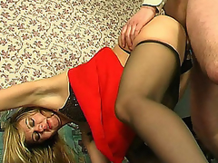 Lusty mommy can